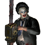 Leatherface - Pretty Lady (iOS Render)