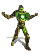 Cyrax MK9 Concept