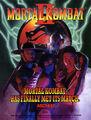 Mortal Kombat II Flyer Front