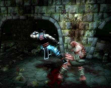 Mortal Kombat Shaolin Monks: Arenas