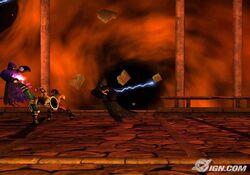 Mortal kombat shaolin monks El Portal.jpg