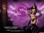 Li Mei mortal kombat deception-18