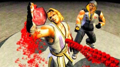 Mortal Kombat Deception All Hara Kiri Suicides