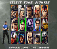 Personagens Mortal Kombat 3