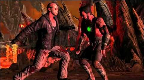 Unstoppable Jason - Mortal Kombat X Mobile