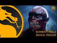 Mortal Kombat 11 Ultimate - Kombat Pack 2 Official Reveal Trailer