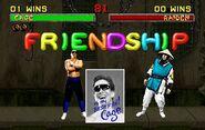 Cage MK2 friend
