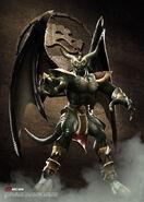 Dragonking render 01