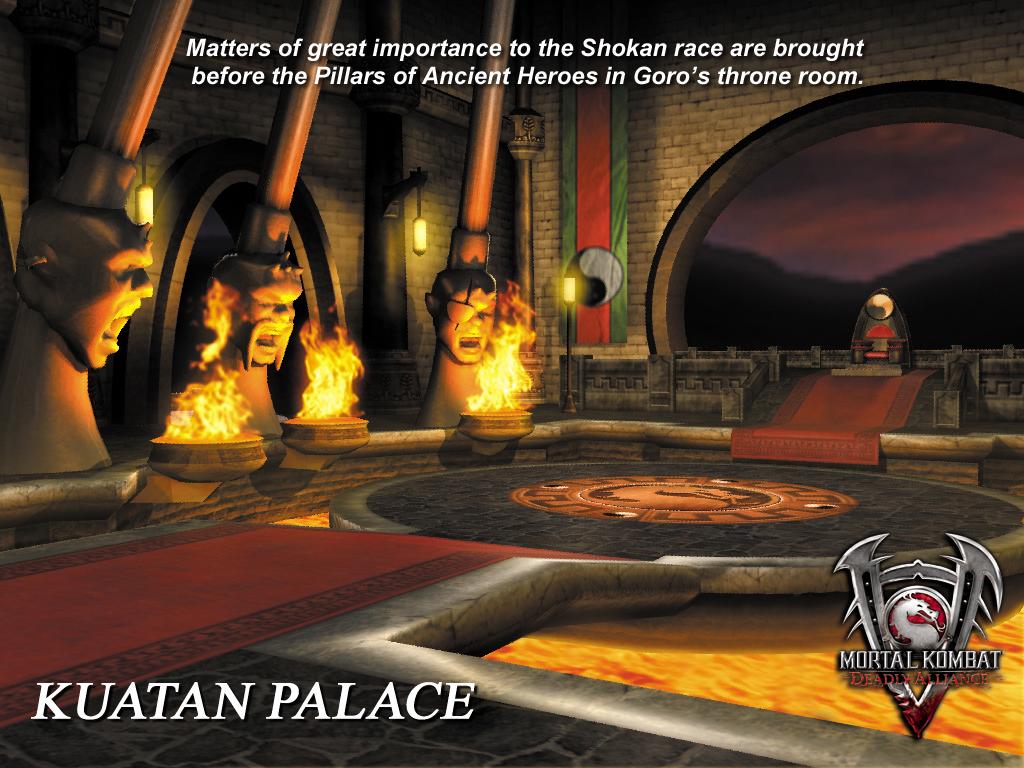 Kuatan Palace