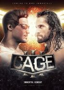 Cage WWE Immortals (2)