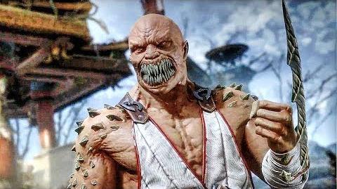 MORTAL KOMBAT 11 Gameplay Demo Baraka Vs Scorpion (2019) PS4 Xbox One PC