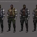 Mortal kombat x jax concept art color variants.jpeg