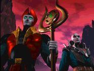 Shinnok and quan chi (mk4)