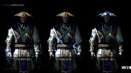 MKX Raiden Variations