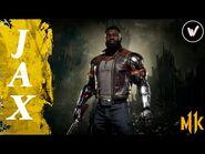 Jax - Fatality I Brutality I Friendship - Mortal Kombat 11