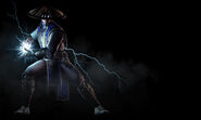 Mortal Kombat X Raiden Render