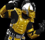 Cyrax versus MK3