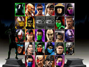Mortal Kombat Trilogy.