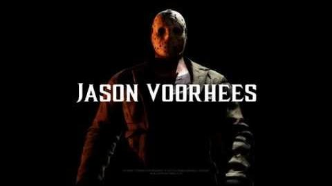 Mortal Kombat X- Jason Voorhees Reveal