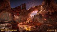 Mortal Kombat 11 Tarkatan War Kamp