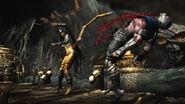 Mortal Kombat X Screenshot Dvorah SubZero