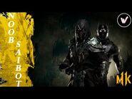 Noob Saibot - Fatality I Brutality I Friendship - Mortal Kombat 11