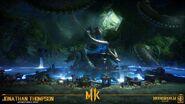 Mortal Kombat 11 Wu Shi Dragon Grotto