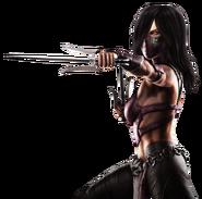 Mortal kombat x pc mileena render 2 by wyruzzah-d8slphq