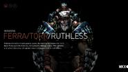 MKX FerraTorr Ruthless