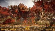 Mortal Kombat 11 Shirai Ryu Fire Garden