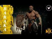 Baraka - Fatality I Brutality I Friendship - Mortal Kombat 11