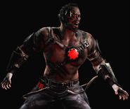 Mortal kombat x render kano byPsych