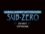 MKM title screen