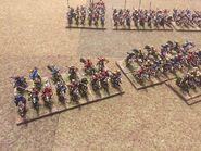 Seljuk Mamluks and Turkoman cavalry