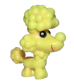 Fifi figure marble yellow
