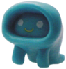 Ecto figure brilliant blue