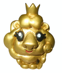 King Brian figure gold