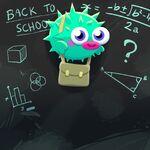Blurp Goes Back to School
