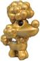 Fifi figure gold