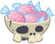Halloween Brain Bonbons
