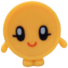 Penny figure electric yellow
