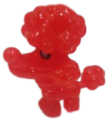 Fifi figure glitter red