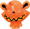 Jeepers figure pumpkin orange