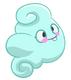 Fluffy Cloud Wig