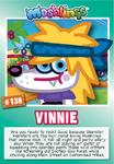 Collector card s8 vinnie