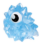 Lurgee figure squishy blue