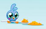Chirpy Egg Hunt Art