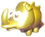 Doris figure gold