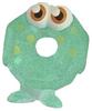 Oddie figure rox green