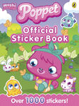 Poppet Official Sticker Book cover